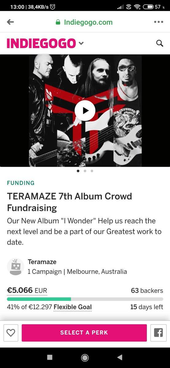@teramazemusic need your support https://www.indiegogo.com/projects/teramaze-7th-album-crowd-fundraising#/… #metal #rock #music #heavymetal #metalhead #deathmetal #guitar #metalmusic #blackmetal #thrashmetal #metalcore #punk #hardrock #band #metalband #guitarist #metalheads #art #rocknroll #goth #concert #alternativepic.twitter.com/iLXW6SHyAp