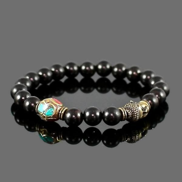 Black Sandalwood Tibetan Buddha Bracelet  https://buff.ly/31ZWSvA#tibetanjewelry #buddhabracelet #woodbeadbracelet #tmtinsta #yogalife #yogagirl @SympathyRTspic.twitter.com/45ifGU1NWN