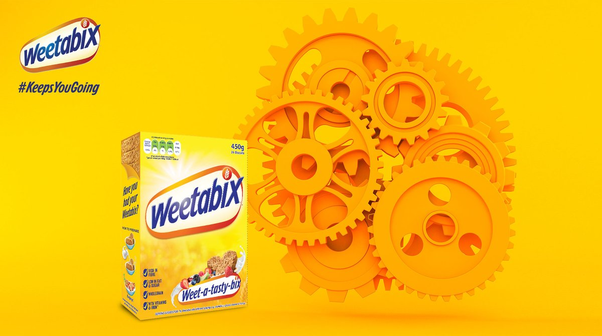 Weetabix is made from whole grain meaning it has very high fibre content. This is how your body functions when you're on a high fibre diet.  #BixExpert https://t.co/b3AsuuI68D