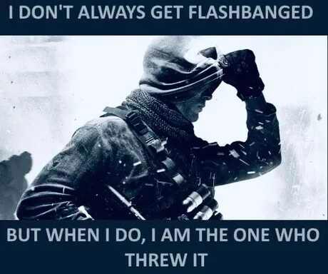 Only now and again #cod #flashbang #blackops4 #fpsproblemspic.twitter.com/RBOOSGsJiT