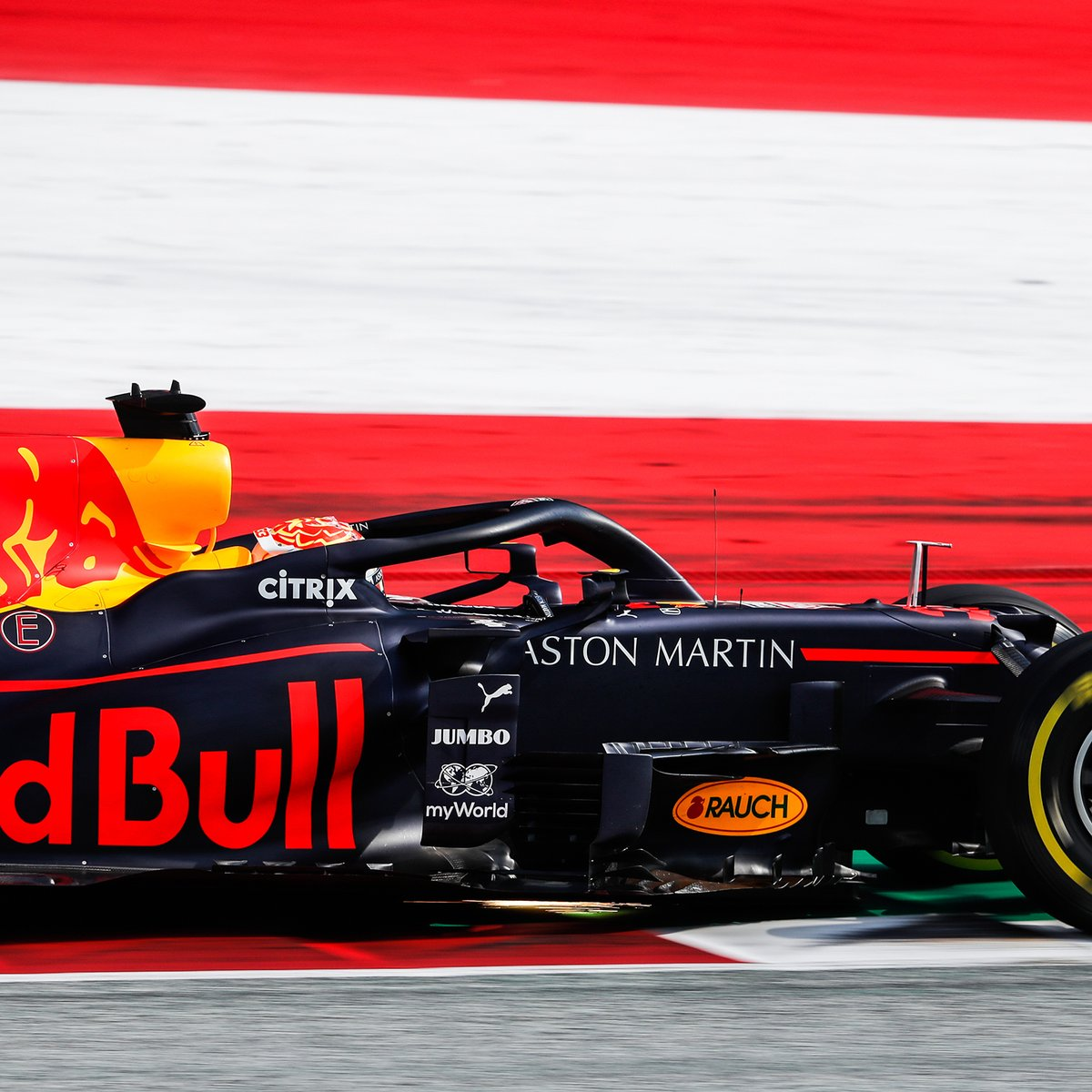 Qualifying day 💪 Let's see what today brings us 🌧️ 🦁 #UnleashTheLion #KeepPushing 🇦🇹 #AustrianGP https://t.co/A9Z8rKbUke