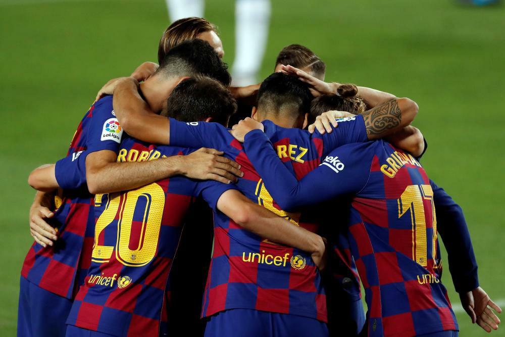 MATCHDAY !  BARCA vs VALLADOLID  Visca el Barca ! 💙❤ https://t.co/UEv0wYYDcJ