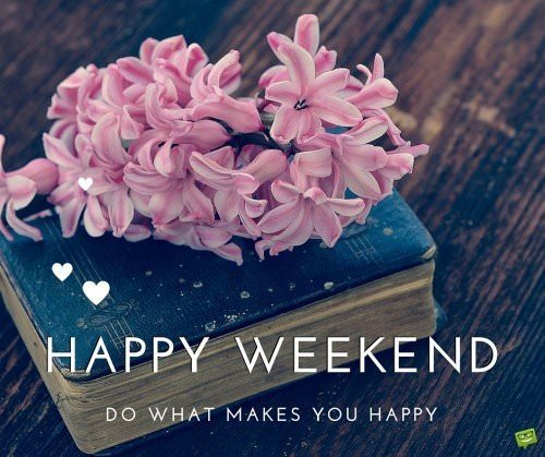 @TheMerryCrystal Happy weekend Merry and all🌹