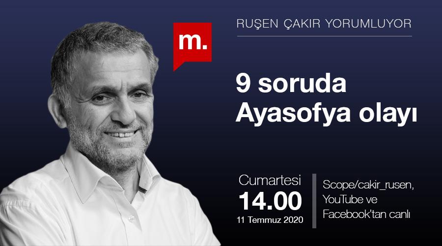 Bugün 14:00'te @cakir_rusen https://t.co/tSN8HVRN1w