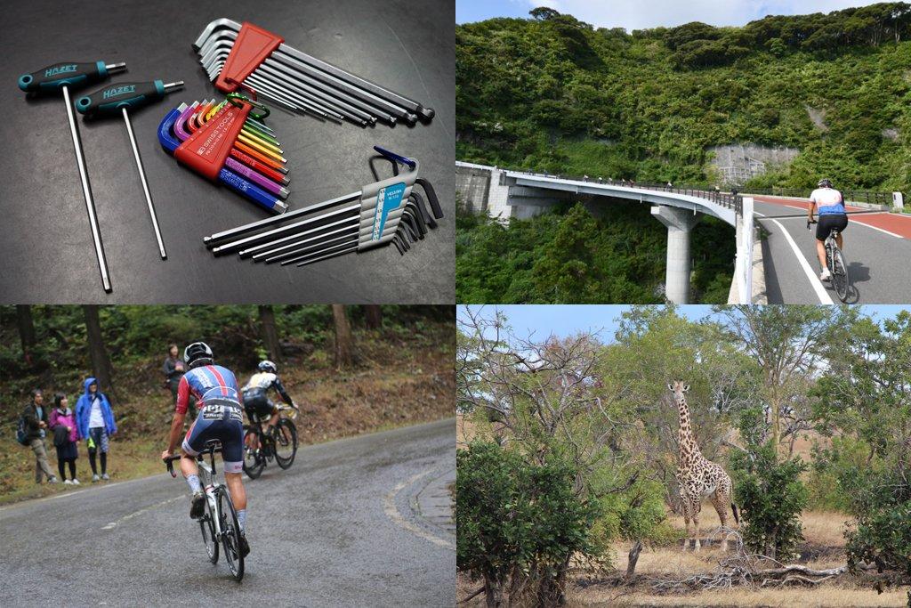 『Cyclist』に掲載された今週のイチオシ記事を編集部員がコメントとともに紹介する週刊「エディターズ・チョイス」。7月4~10日からは「元自転車店員が教える「六角レンチ」の選び方・使い方 プロショップで使われるオススメも紹介」など5本を紹介します。