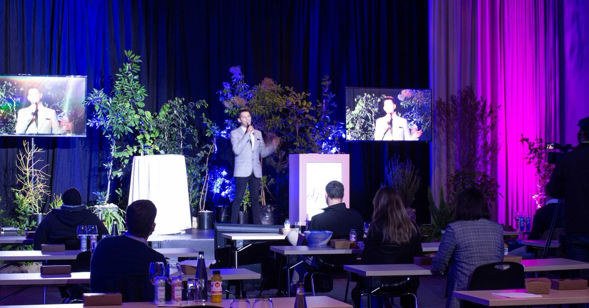 This week saw the launch of our hybrid and virtual conference offerings with a glittering evening enjoyed both in-person and by members of the events sector in the comfort of their homes.  Read more: https://t.co/ZzlWC0vARh https://t.co/VuzmMgZz5D