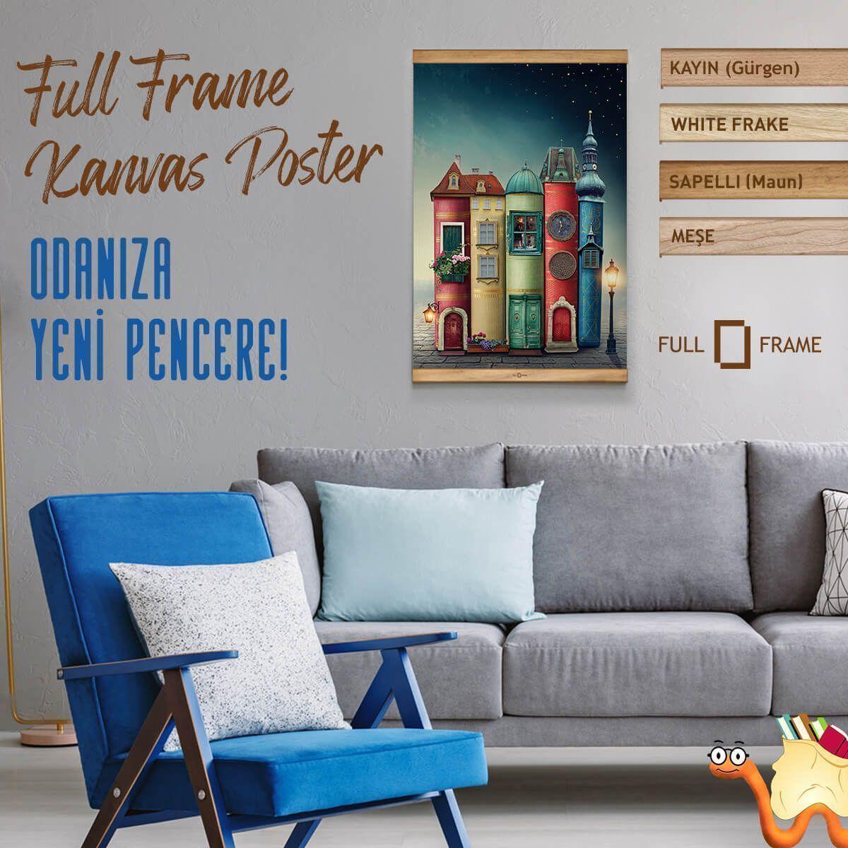 Full Frame Kanvas Poster ile odanıza yeni bir pencere açın... ✨ Ürünleri incelemek için👉 https://t.co/VwOZ8Q66bb #kitap #kitapyurdu https://t.co/aZvhoxyogI