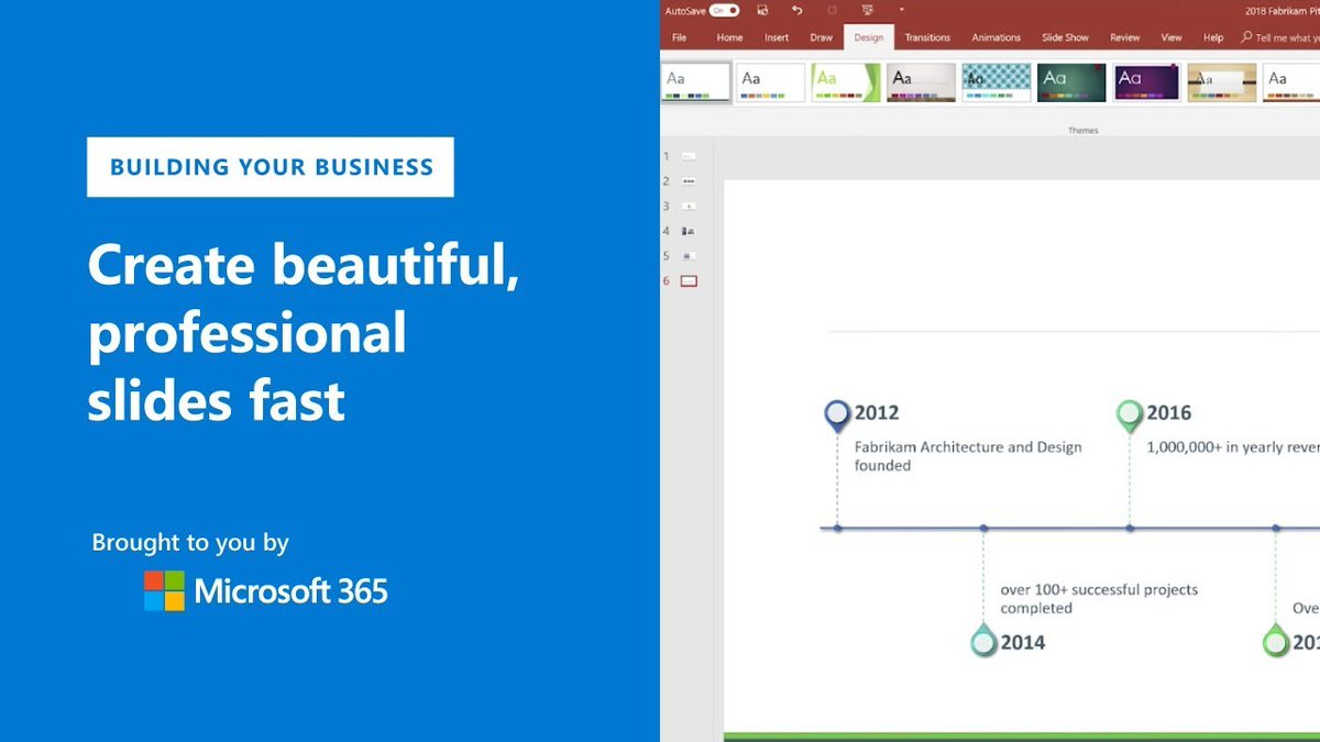 test Twitter Media - Learn how to create beautiful professional slides fast with #Microsoft #PowerPoint https://t.co/Mjpkjxd157 https://t.co/zhCb0yOSxM