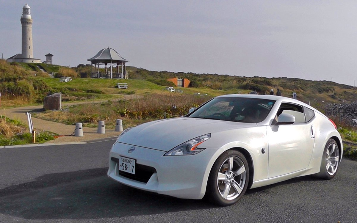 Nissan 370Z in Japan! Check out the video: http://youtu.be/7Q3mvgEyBl4  #Nissan #370z #Fairlady #Nismo #car #cars #sportscar #sportscars #supercar #jdm #jdmlife #jdmworld #jdmstyle #stance #日産 #フェアレディ  #車 #スポーツカー #走る #角島 #車好き #カーライフ #高速道路 #わんがんpic.twitter.com/LTDzUyvg7J