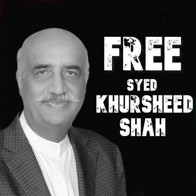 Everyone has to take a stand against injustice - otherwise this problem will continue damaging #Pakistan  @S_KhursheedShah #ReleaseSyedKhursheedShah<br>http://pic.twitter.com/GHOknJazXi