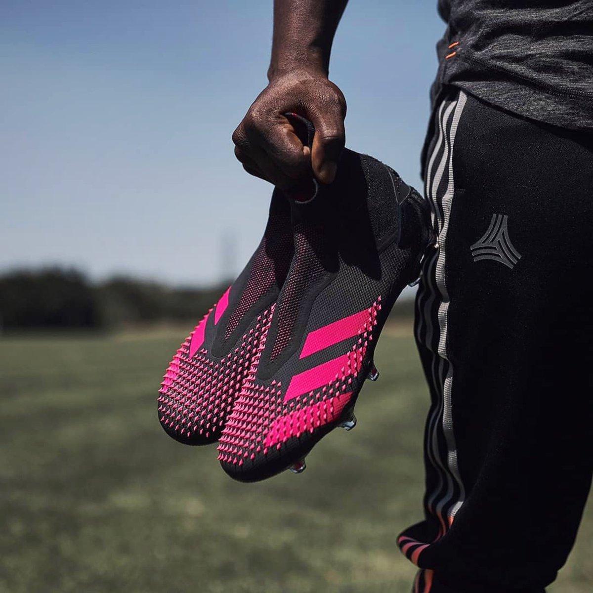 "adidas Predator 20+ ""Black/Pink"" - une exclusivité Pro:Direct Soccer 👅 - #ProDirect #adidasFootball #adidasPredator #Predator20 https://t.co/96RNKYE9VZ"