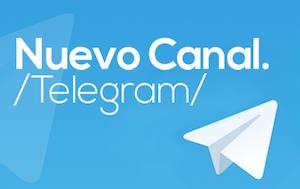 Disponible el canal #Telegram de @ecointeligencia  http://bit.ly/2KemwFe ¡Conecta con el contenido ecointeligente! #medioambiente #sostenibilidad #renovables #ecoeficiencia #consumoresponsable #electromovilidadpic.twitter.com/Vq22f9gCSZ