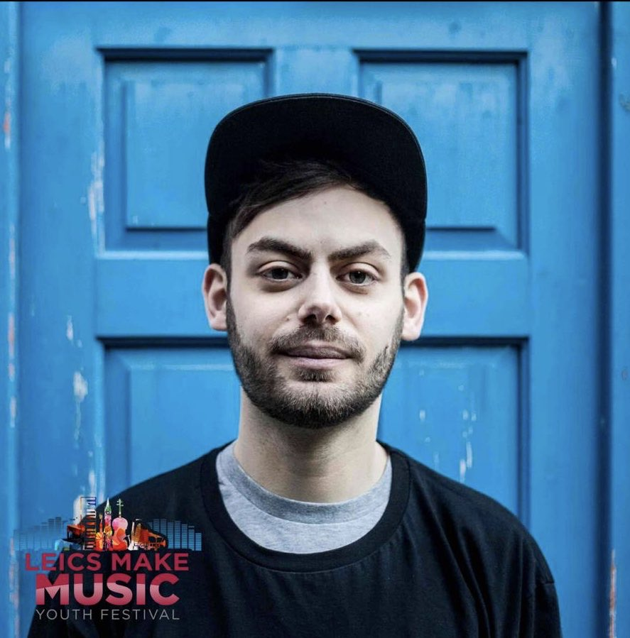 . @leicsmusichub #LeicsMakeMusic Festival in partnership with @BirmCons will feature an exclusive set and top advice from @jon1st as part of the #LeicsBeInspired section!   https://t.co/02rU9TFjZA   #LeicsMakeMusic #LeicsBeInspired #MusicForAll #MusicEd #Creativity #2020Vision https://t.co/FtwwDmUpVK