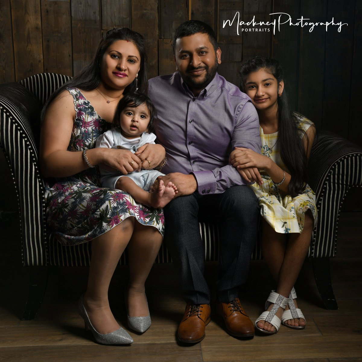 What a gorgeous portrait of the Saini Family. Mum and Dad look soooooo proud of their babies Ashmita and Krishiv! #FamilyPortrait #Studioportrait #Generations #family #love #portraits #photography #mackney #derbypic.twitter.com/I9WVW57z0w