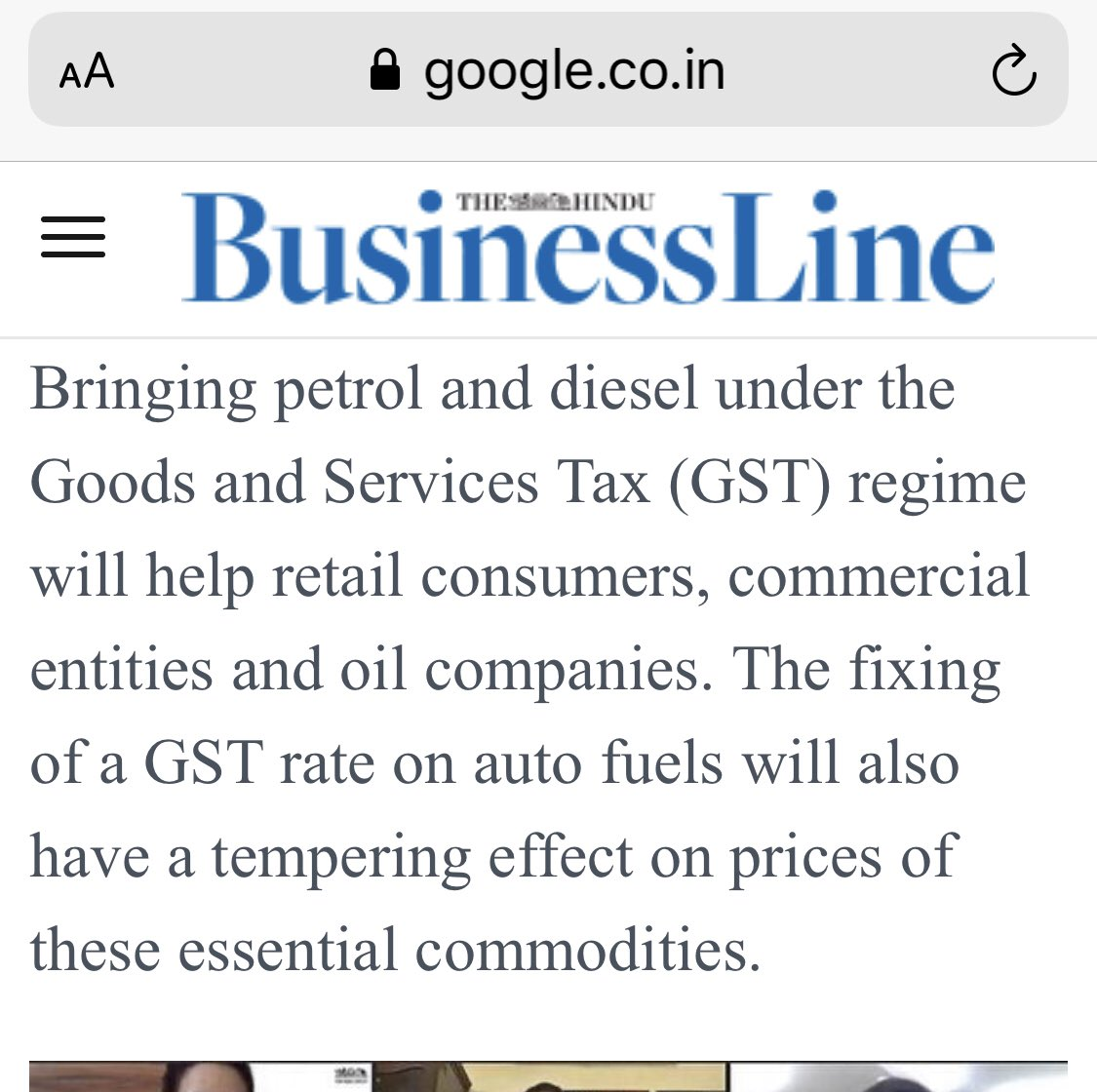 @PMOIndia @nsitharaman @dpradhanbjp @GST_Council Kindly bring #Petroleum in #GST at the highest possible rate. GST is Rational and Acceptable to all, Consumers, Industry, Oil companies, Petrol dealers. No more VAT rate disparity between states. @msisodia @ArvindKejriwalpic.twitter.com/mHS73q0RMr