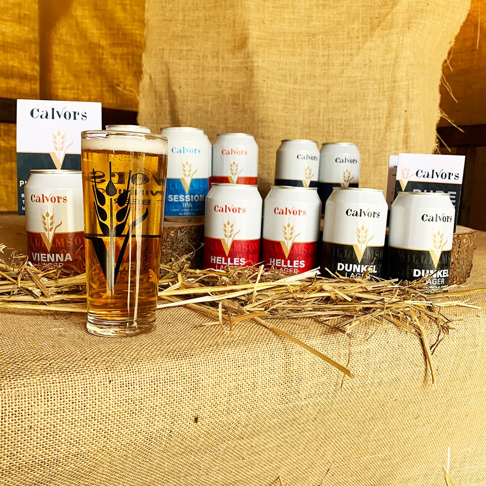 Enjoy the #sunny weather today and pop in to The Edible Emporium for #local #CraftBeer from @Calvors!pic.twitter.com/zZfGfkPIoI