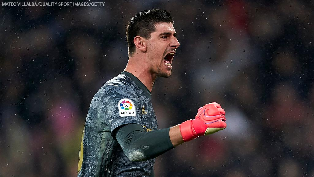 Thibaut Courtois is the first Real Madrid goalkeeper since 1987-88 to keep 18 clean sheets in a single La Liga season 👏 https://t.co/qmN04vkDlv
