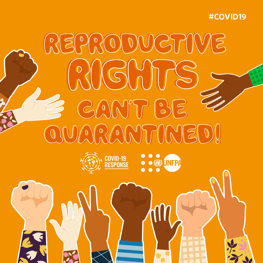 As health systems across the globe struggle to cope with the #COVID19 response, sexual and reproductive health and rights risk being sidelined. This #WorldPopulationDay, see how @UNFPA is taking action: unf.pa/pop #WPD2020