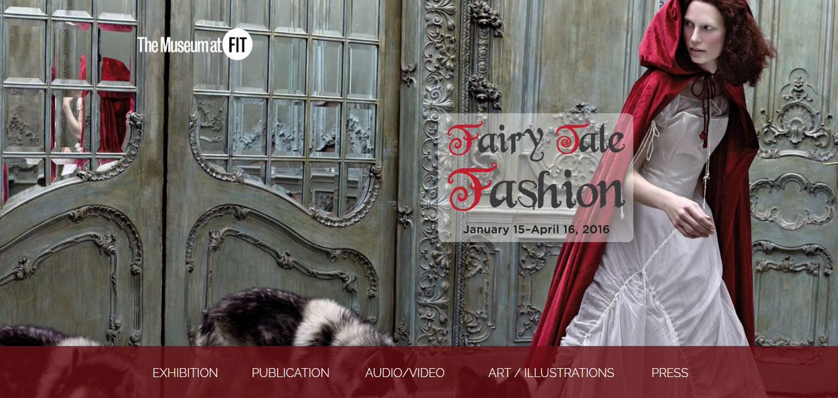 The Museum at FIT's Fairy Tale Fashion immersive online exhibit is still on view.  Which is your favorite piece?!    #ImagineYourStory #NWRLS #FairyTales  https://exhibitions.fitnyc.edu/fairy-tale-fashion/ …  Explore more through: http://www.fitnyc.edu/museum/exhibitions/fairy-tale-fashion.php …pic.twitter.com/yRjlktEGlw