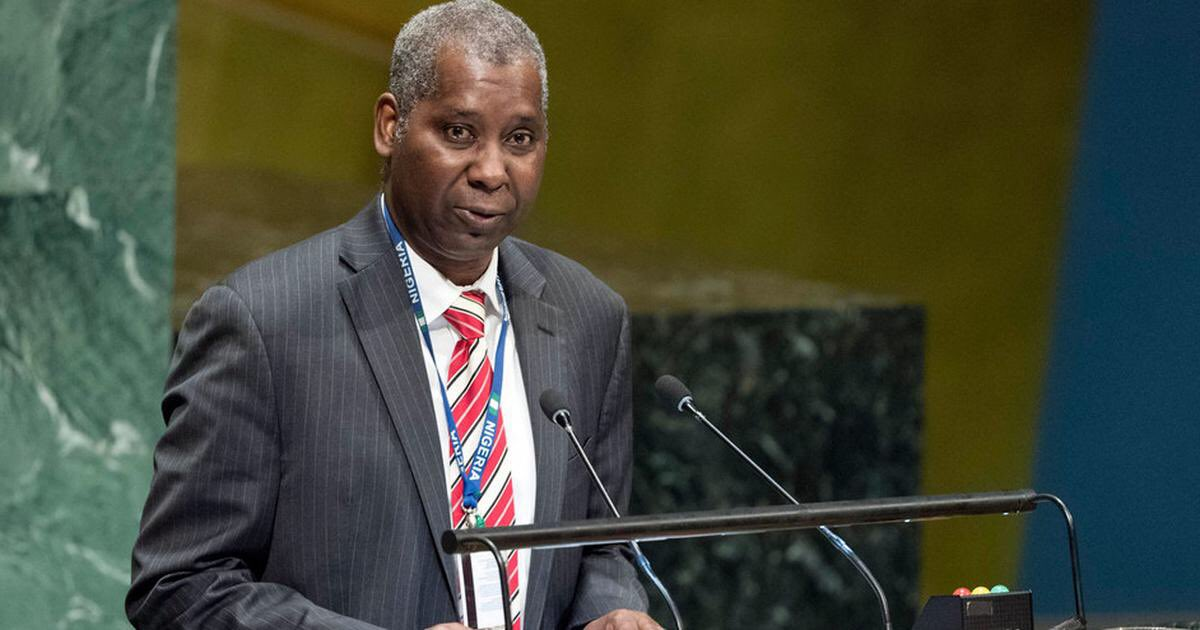 Deputy PR of #Nigeria to the #UN will act as Temporary President of the #UNGA Special Session dedicated to #Covid19 until @UN_PGA is officially elected as the President of the Special Session on 15 July 2020. Later the vice-presidents & chairs of main committees will be elected. https://t.co/hEk8sgLyCk