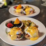 Nothing says weekend like a benny at Locus 😍 Join us for brunch today! Brunch Hours: 10AM-3PM. Reservations highly encouraged! 👉 https://t.co/LOGHXyuhfO  #OpenforTakeout #OpenforDelivery #OpenforDining