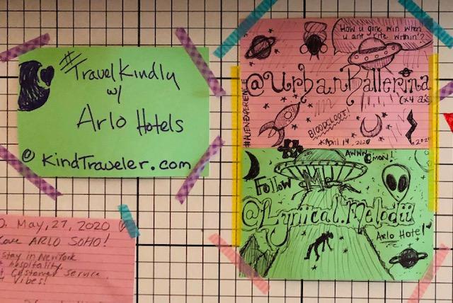 Be Here Now: Postcards From the Arlo SoHo Hotel #hotels #travel #NYC #SoHo #pandemic #ArloSoHo #restaurants #nightlife  @ArloHotels @sohobroadway @nycgo @hospitalitynet @hotelbusiness @AHLA