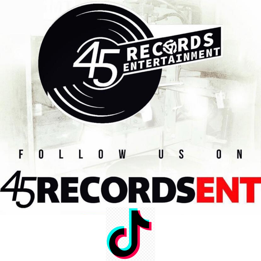 We are excited to announce that we are now on TIK TOK ! Make sure to Follow us!!!    #itswhatever #45RecordsEntertainment   #independentLabel #independentMusic #independentArtist #RecordLabel pic.twitter.com/P34J4tFgxy