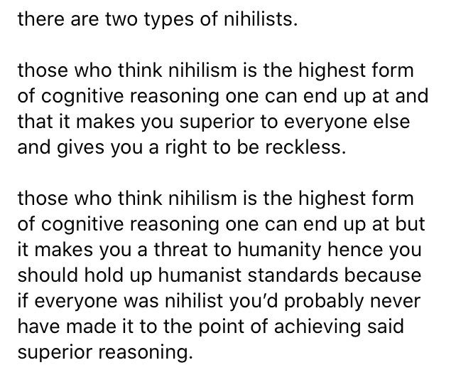 #nihilism  (text by me) https://t.co/EXh5RFjxhH