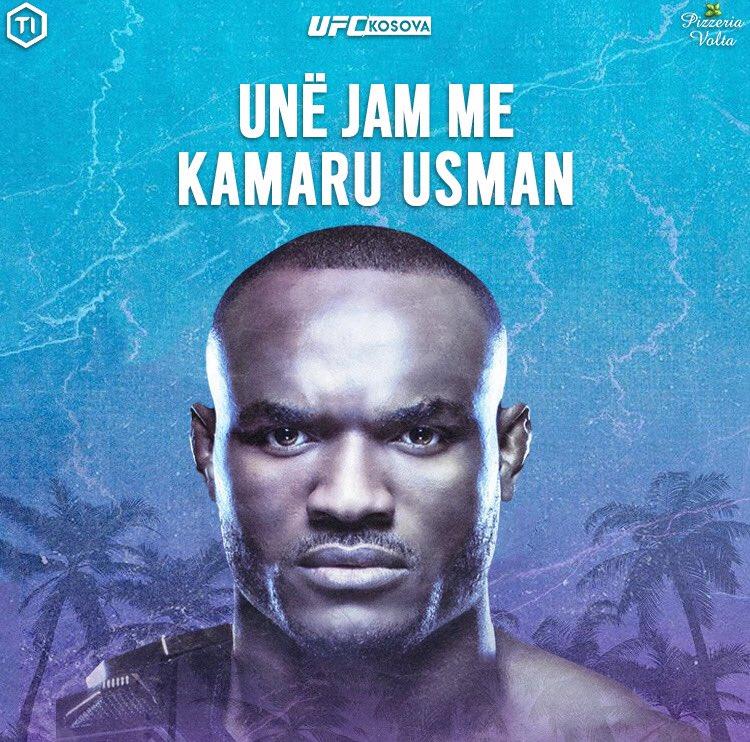 Like nëse mendoni se Kamaru Usman mposht Jorge Masvidal dhe mbetet Kampion i divizionit Welterweight.  #AndStill https://t.co/e1wBksu6ug
