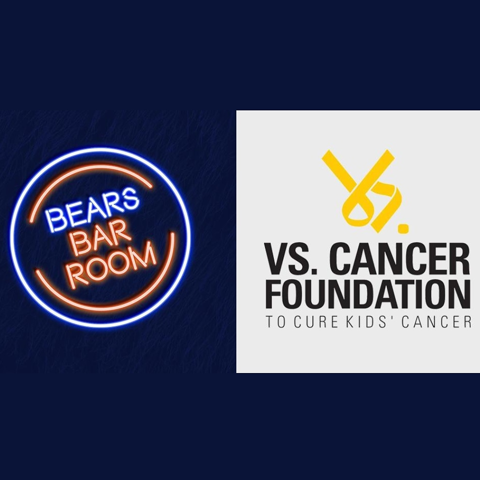 🚨Update!🚨 @BearsBarroom has raised over $3,500 in support of @Vs_Cancer and @PBTF! You still have time to enter for the Allen Robinson signed jersey/Bobbleheads/Bears 100 Book giveaway! Any donation will enter you in the drawing. Winners announced July 15th on 100 Proof!