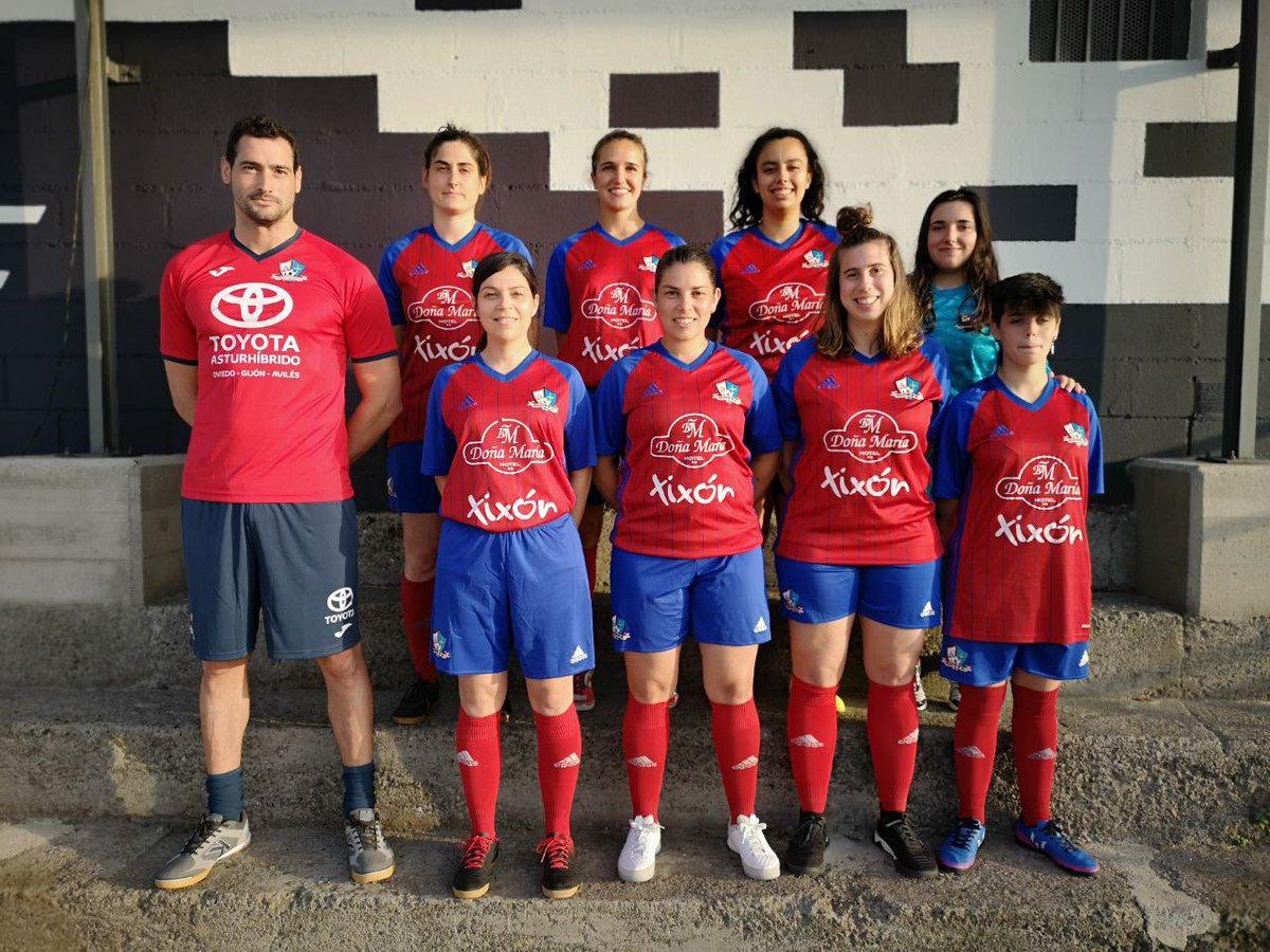 Gijón Fútbol Fem