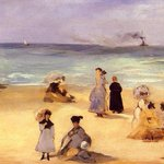 Image for the Tweet beginning: Édouard Manet - French