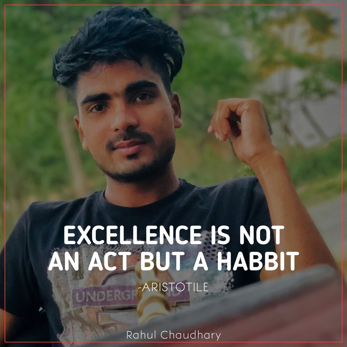 Make That Habit   Find That Reason to Be Successful that will help you to build your habit!  Hope you got the Message..!  Love  & Respect  Rahul Chaudhary AKA TechSavvy  #personalgrowth #selfdevelopment #lifecoach #positiveliving #contentstrategy #TechSavvy #rahulchaudharypic.twitter.com/w03vXZwOE3