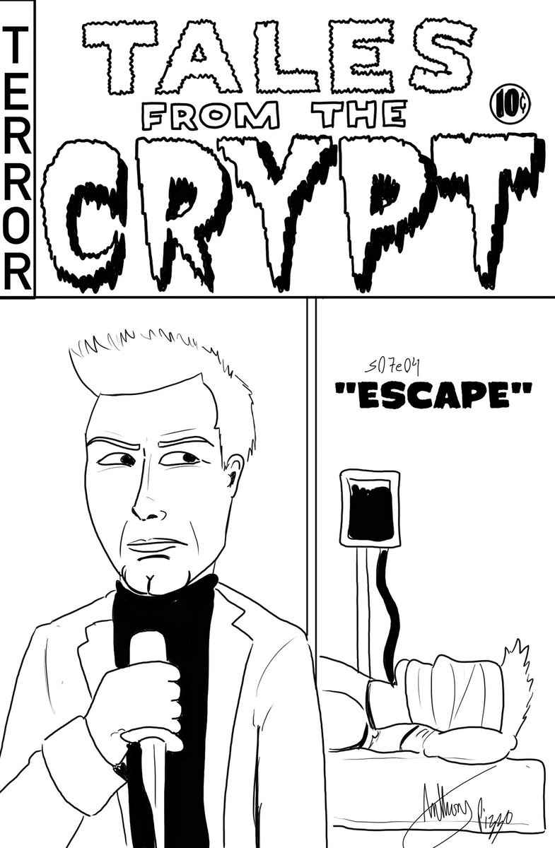 Tales from the Crypt 704 #art #cartoon #drawing #illustration #blackandwhiteillustration #blackandwhiteart #blackandwhitedrawing #blackandwhitecartoon #digitalart #wacomtablet #tv #television #artist #illustrator #sketchaday #artistsoninstagram #talesfromthecrypt #comicspic.twitter.com/JYNyQ2EWS4