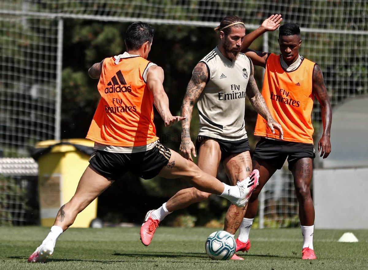 💪🔜 All eyes on Monday and @GranadaCdeF_en!  #RMCity | #HalaMadrid https://t.co/tUYfo5Sm0V