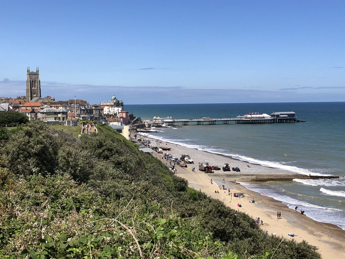 test Twitter Media - Time to put yourself in the pictures? #Cromer is waiting for you to visit! B&B double rooms from just £100 per night this July - our cheapest rates in years....#staycation2020 #northNorfolk @vstnorthnorfolk https://t.co/2FeaSaEb6F