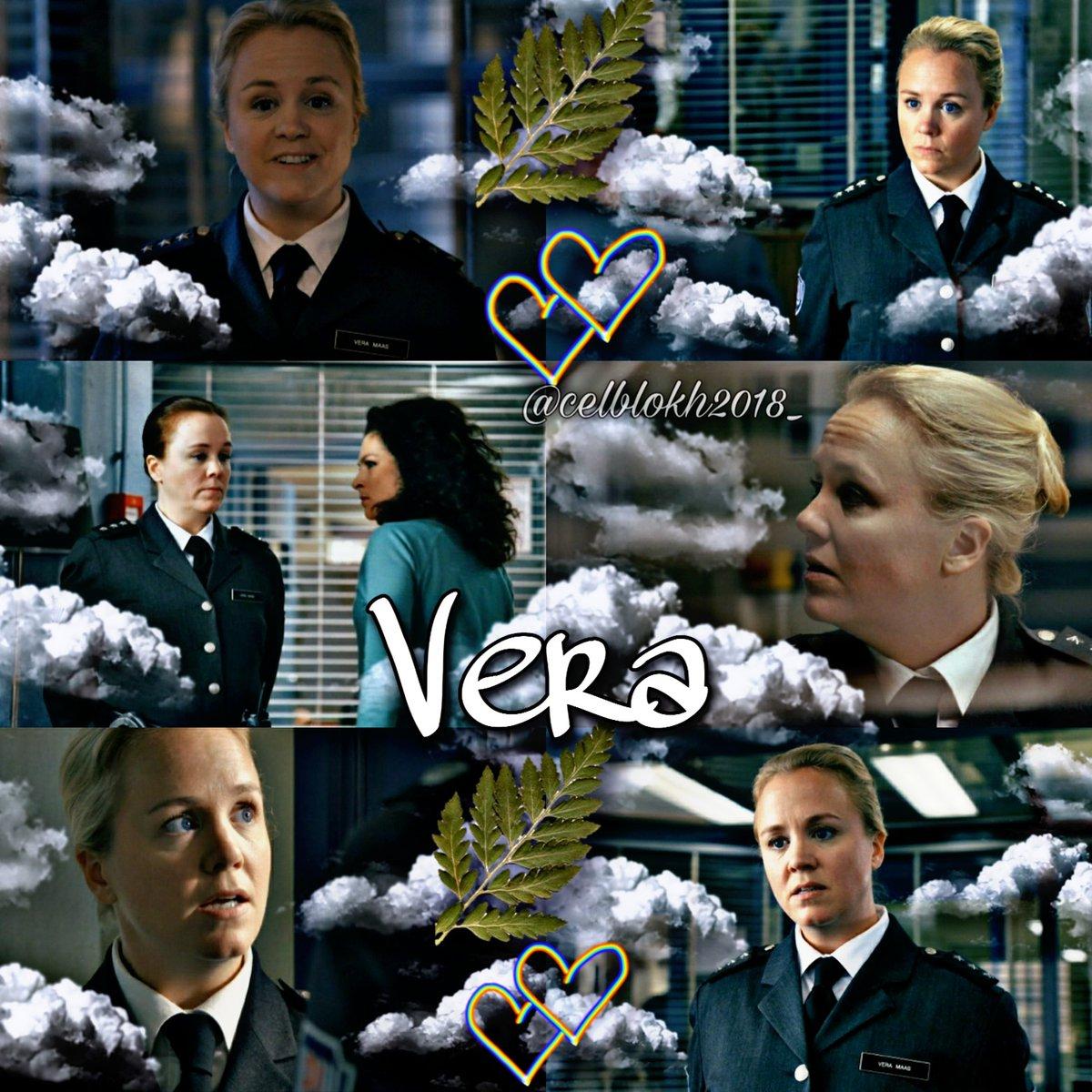 Ik heb dit keer een edit van Vera Maas  gemaakt uit celblok H! De rol word gespeelt door Eva Poppink. Wat vinden jullie van de edit?#celblokh #veramaas #evapoppink #neweditpic.twitter.com/mKkBB5tqjF