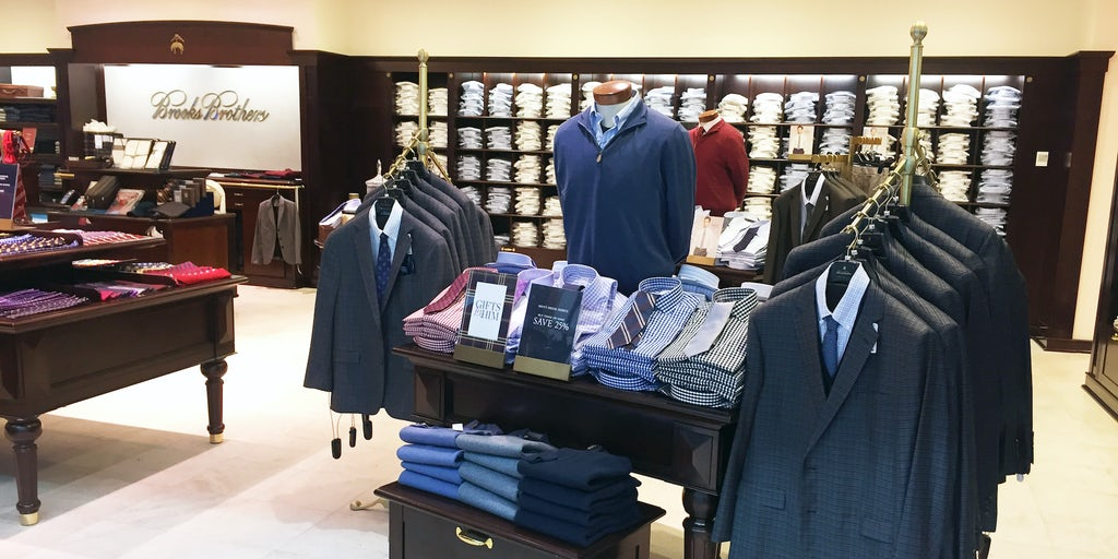 Brooks Brothers Gets Bankruptcy Loan With Zero Interest Rate  #tsmagency #models #beauty #fashion