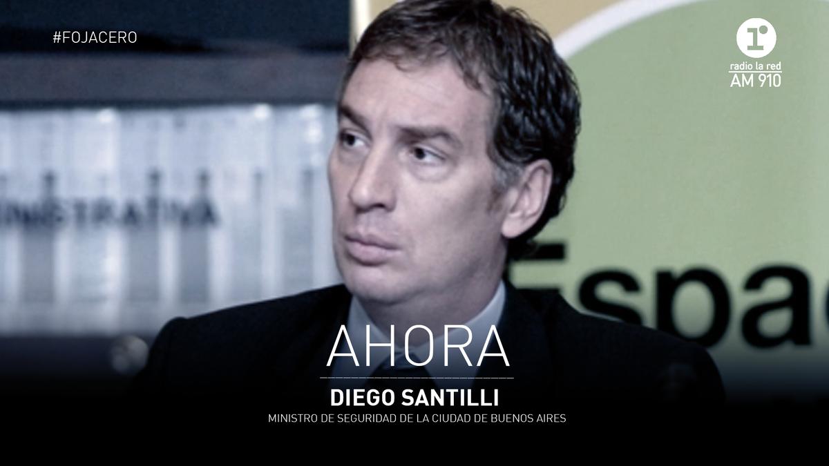 """🎙️ #Entrevista / @diegosantilli en #FojaCero: """"A partir de los indicadores de la semana que viene, de datos concretos, tomaremos decisiones"""".  @facupastor @vporce @radiolared https://t.co/EvxEVFcjOW"""