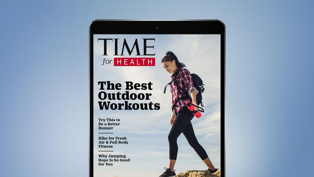 Why is hiking the perfect mind-body exercise? Get trusted answers from TIME for Health's free digital wellness magazines: https://t.co/6KzExFfR7N https://t.co/6m13hLorHf