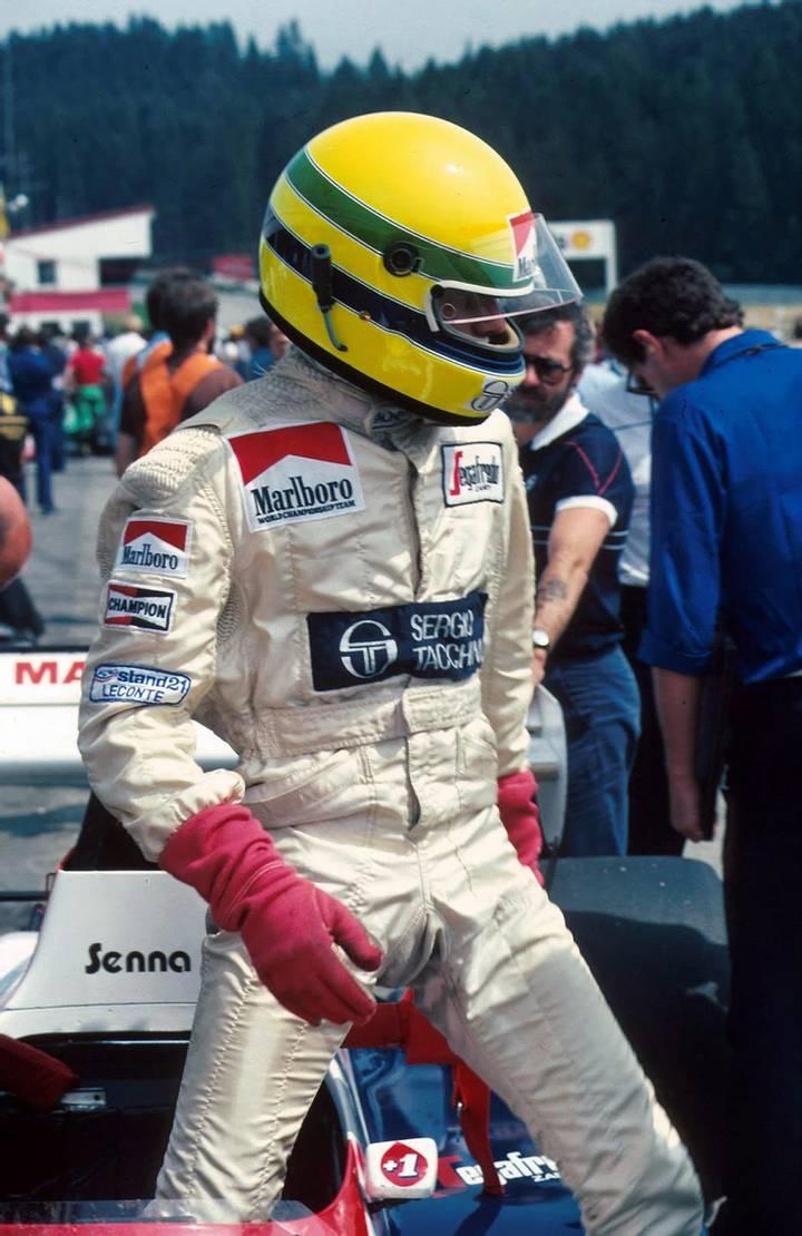 Zeltweg, 1984.  #AustrianGP 🇦🇹 #F1 https://t.co/NvTXNucRUa