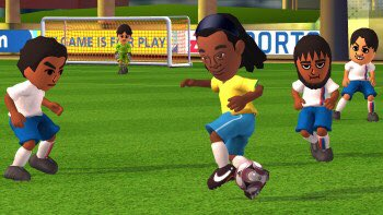 @AFCMet Similar concept but FIFA 09 wii stands out to me because they had this bobblehead game mode