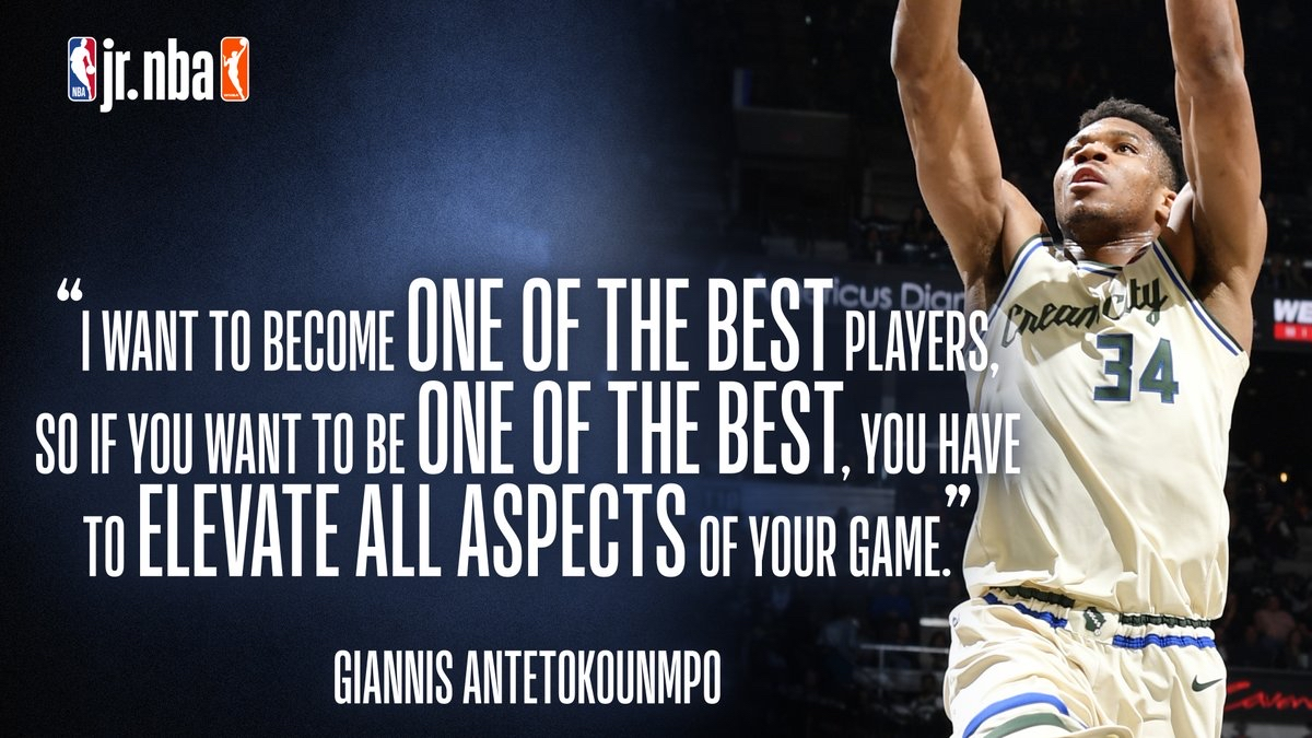 RT @jrnba: Work on every part of your game‼️   @Giannis_An34 knows that in order to get to be an @NBA MVP, he has to be able to do it all! #JrNBAatHome https://t.co/9cIO0zk2cx https://t.co/vpPXgM2BJx