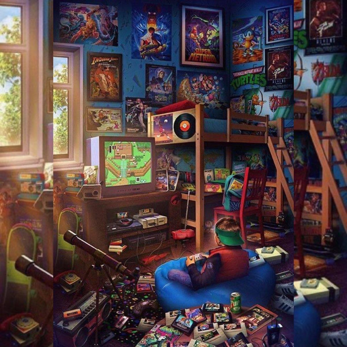 #nintendo #nintendocollection #nintendolife #nintendoswitch #gamer #retrogamer #videogames #8bit #gamertalk #geekgamer #classicgaming #gaming #gamersunite #retrocollector #gamerlife #retrogaming #gaminglifestyle  #gamingcommunity #retrogames #gaminglife #jlsgaming #16bit #retropic.twitter.com/EeqAGxTD7R