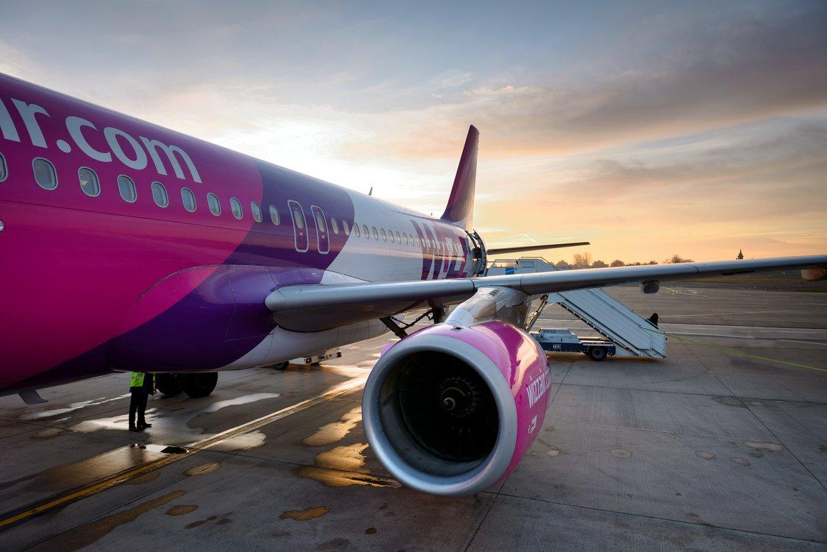#TanieLoty Wielka weekendowa wyprzedaż w Wizz Air! - https://t.co/2lX30G37pY https://t.co/RwVQai48J1