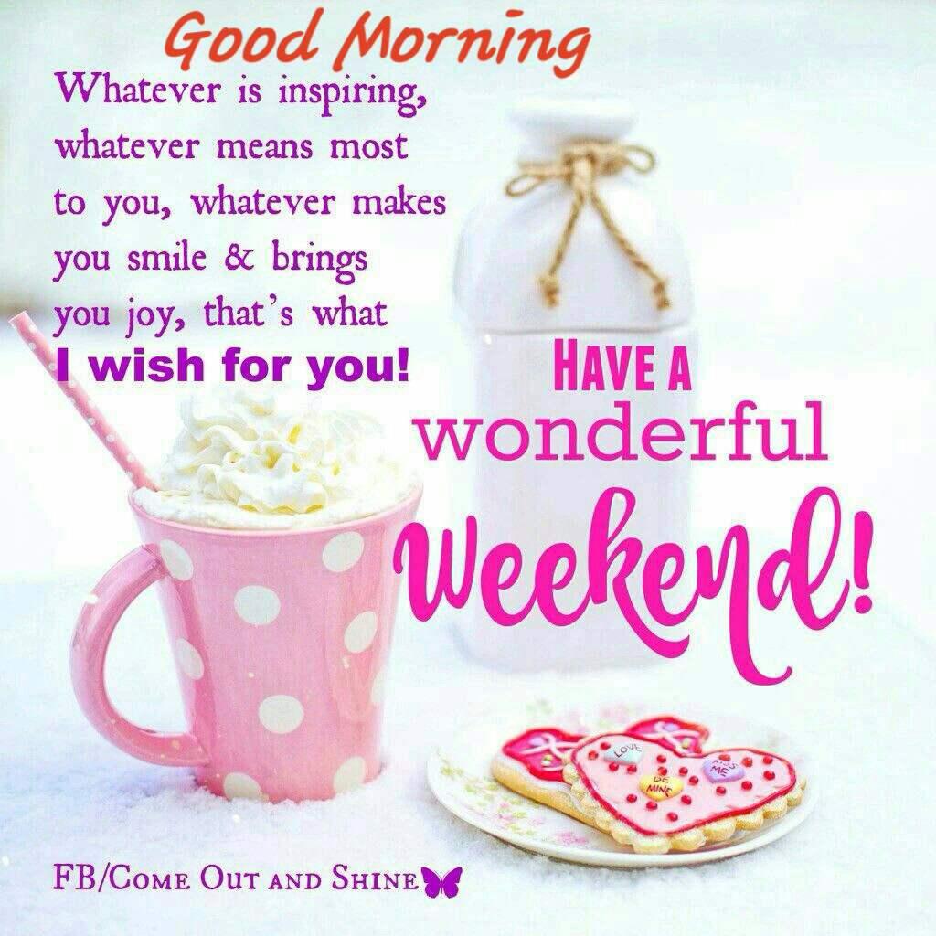 @loveGoldenHeart Aww Christina, I know the feeling. have a wonderful weekend 😘❤️
