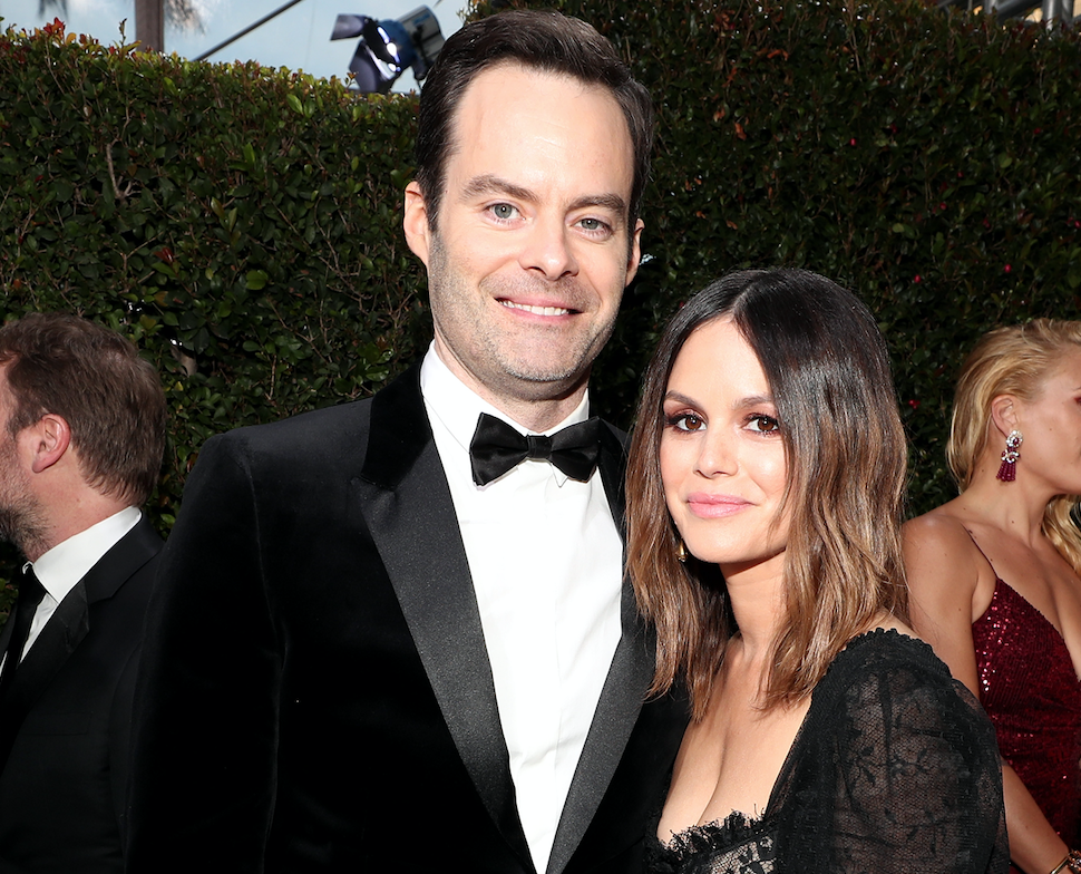 Bill Hader and Rachel Bilson have reportedly split six months after making their relationship official. glmr.co/bAEBrhQ