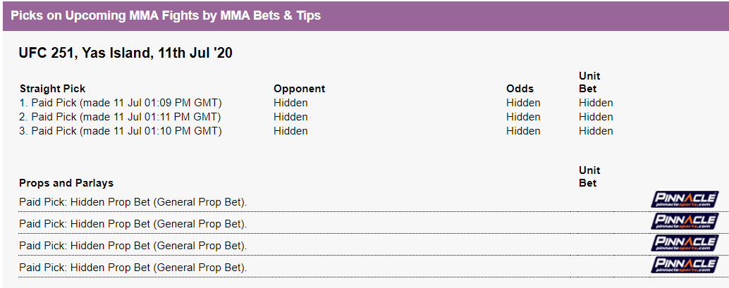 mma betting tips twitter search