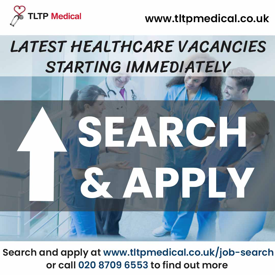 Are you in search of a new healthcare role? Search and apply to the latest jobs at http://www.tltpmedical.co.uk/job-search.  We are recruiting safely through video interviews and online registrations. Secure your dream role now!   #NHS #healthcare #medicaljobs #nursing #carer #hospitalspic.twitter.com/3dKqPoouX9