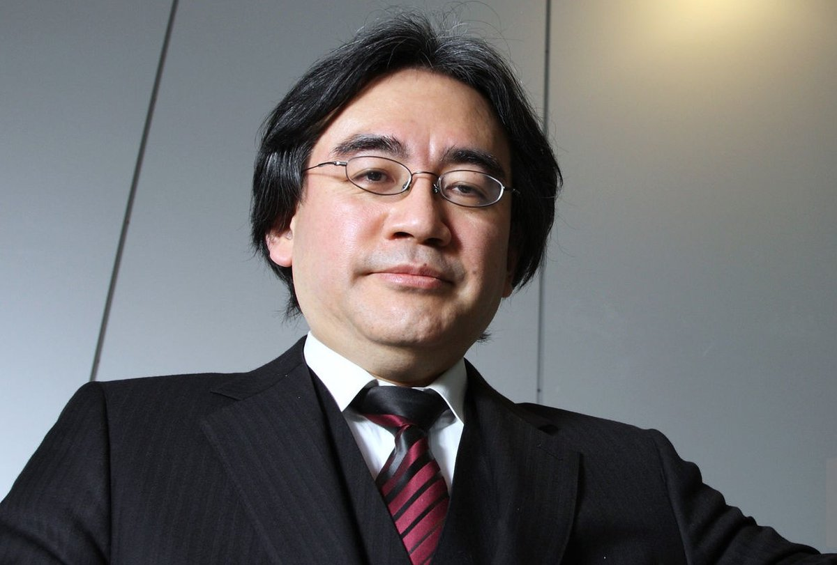 @Reggie's photo on #SatoruIwata